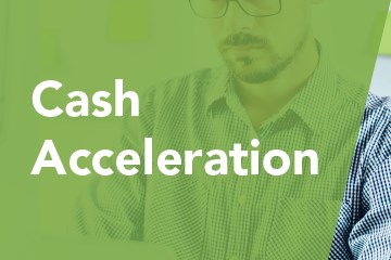 Cash Acceleration - Healthcare