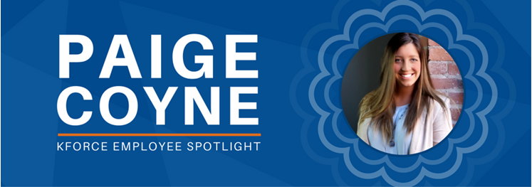 Learn about Kfroce's Employee, Paige Coyne