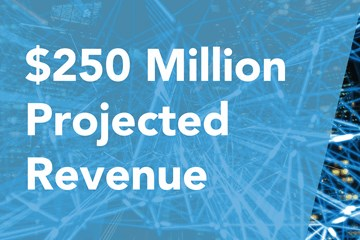 $250 million projected revenue