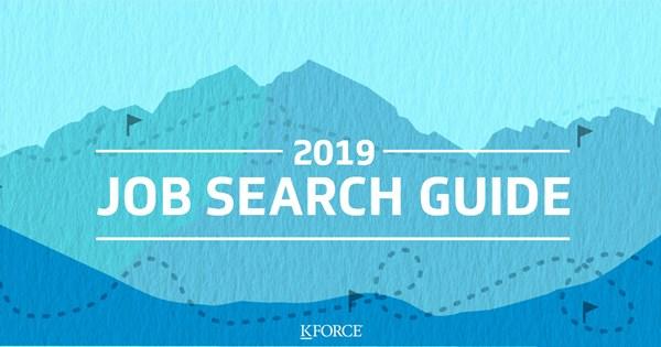 2019 Job Search Guide | Kforce