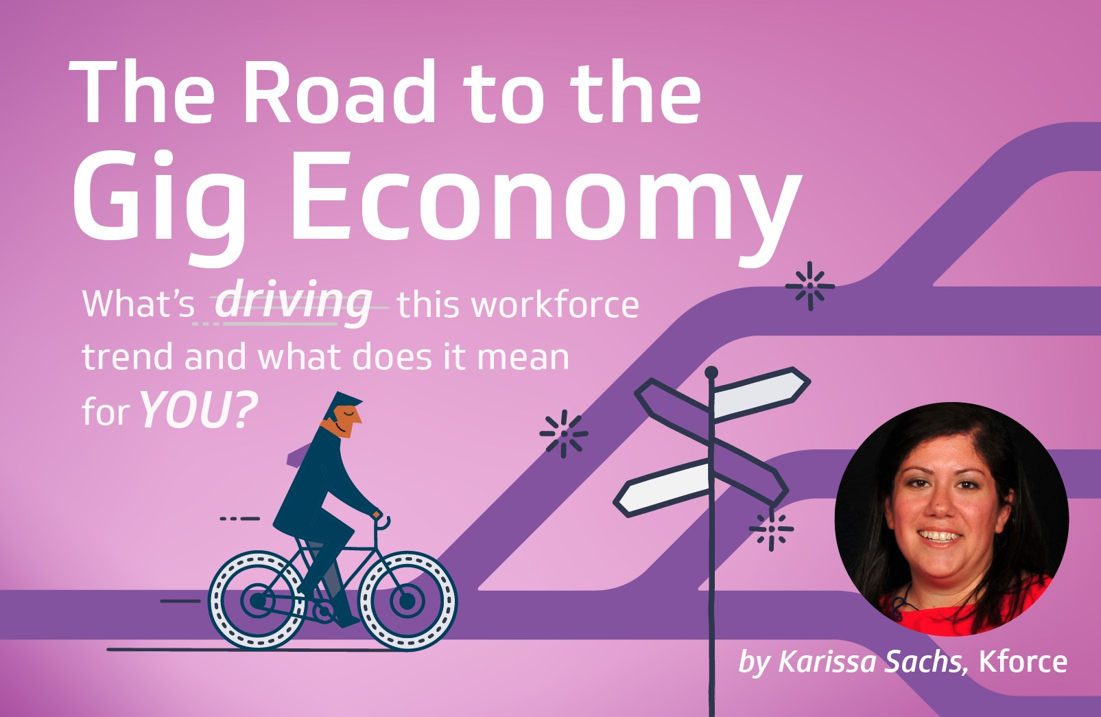 The road to the gig economy