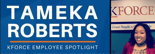 Employee Spotlight: Tameka Roberts