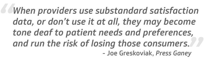 Increasing patient satisfactio and revenue