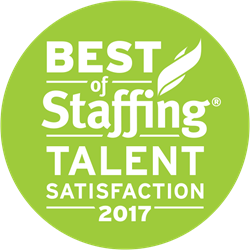 Louisville Staffing Agency wins Best of Staffing Talent