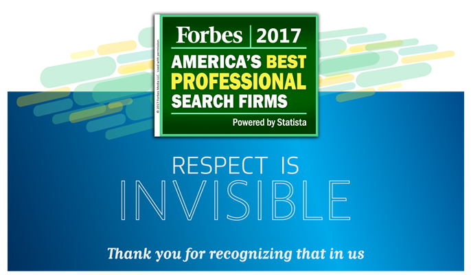 America's Best Professional Recruiting Firm- Kforce!